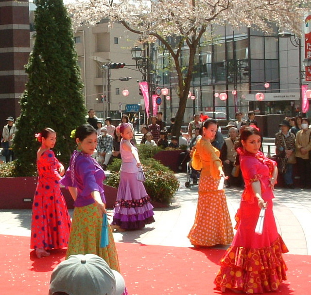 2008年 さくら祭り
